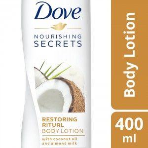 Buy Dove Restoring Ritual Body Lotion - Nykaa