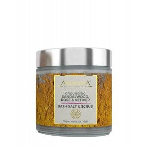 Buy Ananda Grounding Bath Salt & Scrub - Nykaa