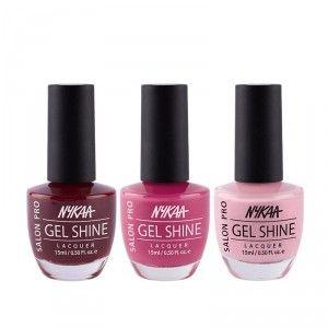 Buy Nykaa Spice It Up Nail Enamel Combo - Nykaa