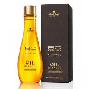 Buy Schwarzkopf Bonacure  Oil Miracle Finishing Treatment - Nykaa