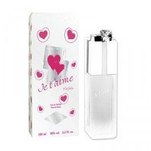 Buy Evaflor Je T'Aime Folie Eau De Parfum - Nykaa