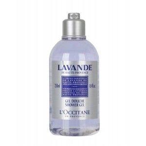 Buy L'Occitane Lavender Organic Shower Gel - Nykaa
