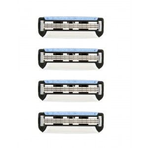 Buy Spruce Shave Club 3X Cartridges (Pack of 4) - Nykaa