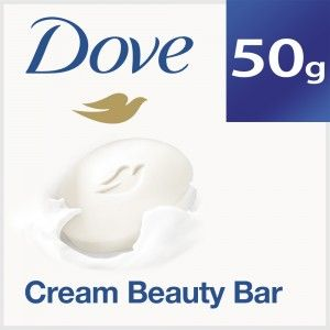 Buy Dove Cream Beauty Bathing Bar - Nykaa