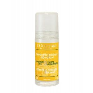 Buy L'Occitane Aromachology Refreshing Deodorant - Nykaa