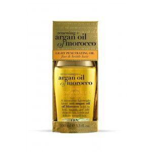 Buy Organix Moroccan Light Penetrating Oil - Nykaa