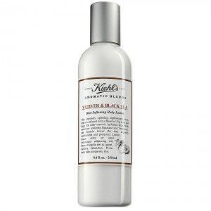 Buy Kiehls  Vetiver & Black Tea Skin Softening Body Lotion - Nykaa