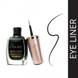 Buy Lakme Insta Liner Eye Liner, Black, 9 Ml - Black - Nykaa