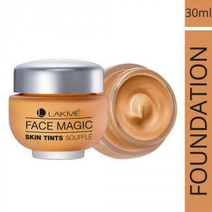Buy Lakme Face Magic Skin Tints Souffle - Nykaa