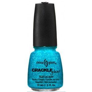 Buy China Glaze Crackle Glaze Nail Polish - Nykaa