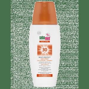 Buy Sebamed Sun Care 30 High Multiprotect Sun Spray Ph5.5 Without Perfume  - Nykaa