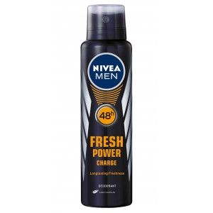 Buy Nivea Fresh Power Charge Deodorant  - Nykaa