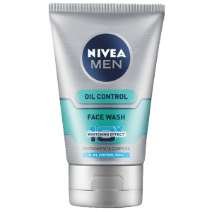 Buy Nivea Whitening Oil Control Face Wash  - Nykaa