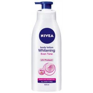 Buy Nivea Whitening Even Tone UV Protect Body Lotion - Nykaa