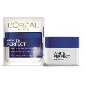 Buy L'Oreal Paris White Perfect Day Cream SPF17++ - Nykaa