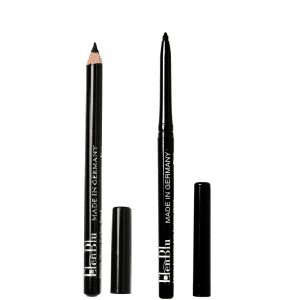 Buy Elenblu Classic Eyeliner Pencil ( 4 Hours Long Lasting) + Elenblu Everyday Auto Eyeliner Pencil (12 Hours Long Lasting) - Nykaa