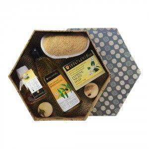 Buy Soulflower Hexagon Jasmine Giftset - Nykaa
