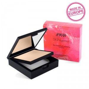 Buy Nykaa SKINgenius Skin Perfecting & Hydrating Compact - Nykaa