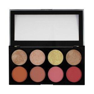 Buy Makeup Revolution Blush Palette - Nykaa