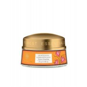 Buy Forest Essentials Lightening And Brightening Tejasvi Emulsion - Nykaa