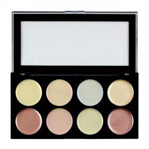Buy Makeup Revolution Ultra Strobe Balm Palette - Nykaa
