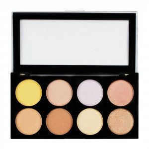 Buy Makeup Revolution Ultra Strobe And Light Palette - Nykaa
