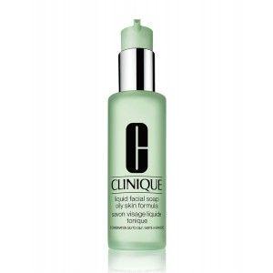 Buy Clinique Liquid Facial Soap - Combination Oily To Oily Skin - Nykaa