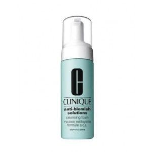 Buy Clinique Anti-Blemish Solutions Cleansing Foam - Nykaa