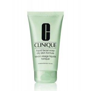 Buy Clinique Liquid Facial Soap Tube - Combination Oily To Oily Skin - Nykaa