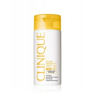 Buy Clinique SPF 30 Mineral Sunscreen Lotion For Body - Nykaa