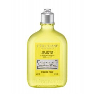 Buy L'Occitane Cedrat Shower Gel - Nykaa