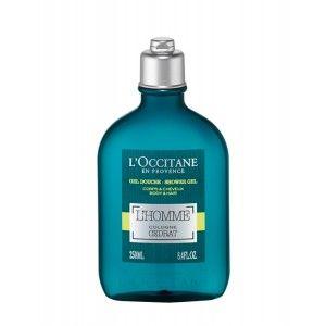 Buy L'Occitane L'Homme Cologne Cedrat Shower Gel Body & Hair - Nykaa