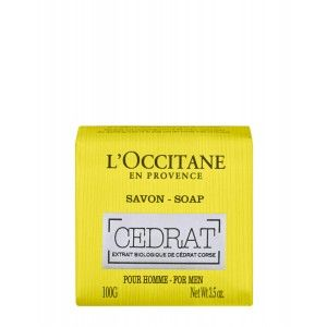 Buy L'Occitane Cedrat Soap - Nykaa