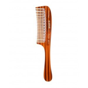 Buy Kent Authentic Handmade Curved Double Row Detangling Comb - 195mm - Nykaa
