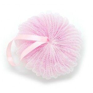 Buy Basicare Pumpkin Bath Sponge (Pink) - Nykaa