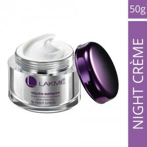 Buy Lakme Youth Infinity Skin Firming  Night Creme - Nykaa