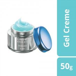 Buy Lakme Absolute Skin Gloss Gel Creme 50 g - Nykaa