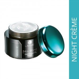 Buy Lakme Absolute Skin Gloss Overnight Mask - Nykaa