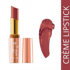 Buy Lakme 9 to 5 Crease-less Creme Lipstick - Nykaa