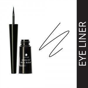 Buy Lakme Absolute Gloss Artist Eye Liner - Black - Nykaa