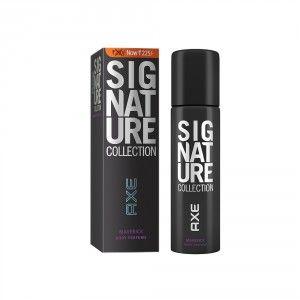 Buy Axe Signature Collection Maverick Body Perfume (Rs. 25 off) - Nykaa