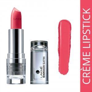 Buy Lakme Enrich Satin Lip Color - Nykaa