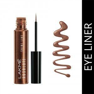 Buy Lakme Absolute Shine Line Eye Liner - Nykaa