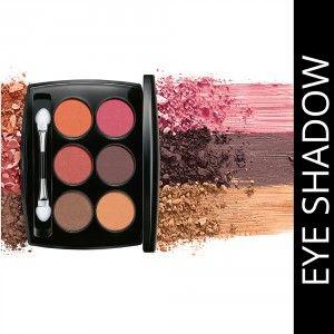 Buy Lakme Absolute Illuminating Eye Shadow Palette - French Rose - Nykaa