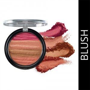 Buy Lakme Absolute Illuminating Blush Shimmer Brick - Nykaa