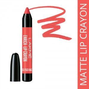 Buy Lakme Enrich Lip Crayon - Nykaa