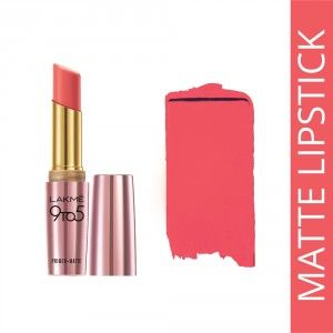 Buy Lakme 9 to 5 Primer + Matte Lip Color - Nykaa