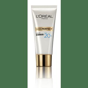 Buy L'Oreal Paris Age 20+ Skin Perfect Cream UV Filters - Nykaa