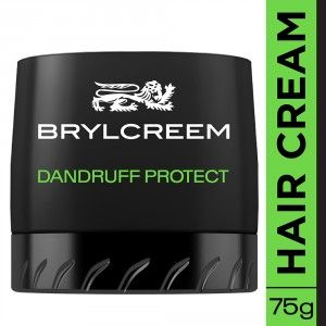 Buy Brylcreem Dandruff Protect Hair Styling Cream - Nykaa