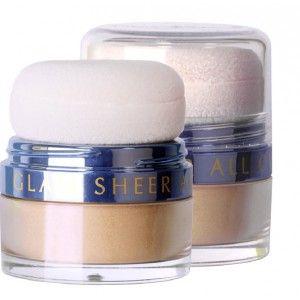Buy Diana Of London Glam Sheer All Over Loose Powder - Nykaa